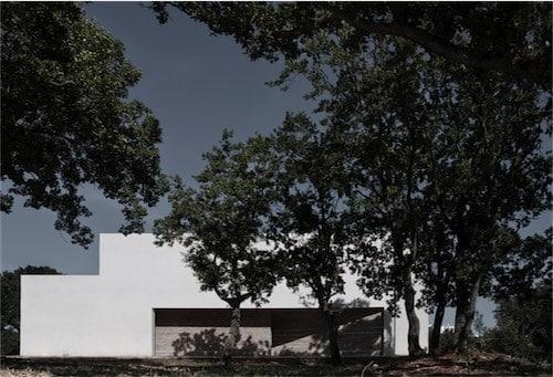 Corsaro Architetti progetto Casa De Nittis