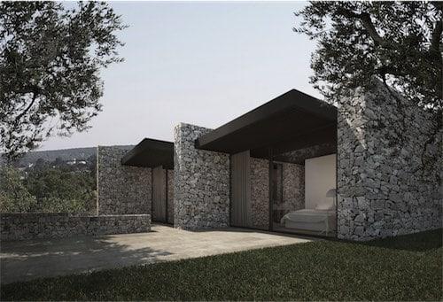 Corsaro Architetti progetto Casa K&C