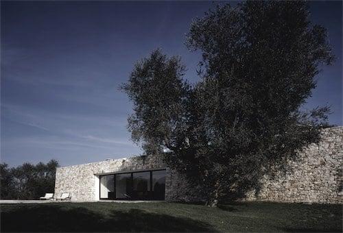 Corsaro Architetti progetto Casa Solari