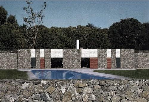 Corsaro Architetti progetto Casa Torres