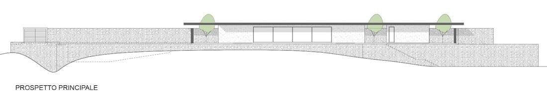 Corsaro Architetti progetto Casa Bellavista 04
