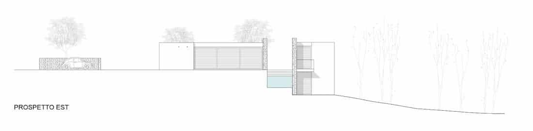 Corsaro Architetti progetto Casa Ceno 13