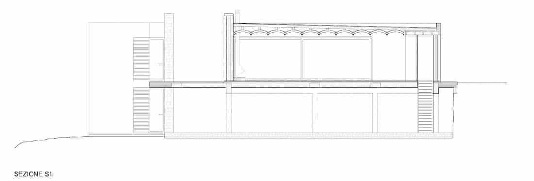 Corsaro Architetti progetto Casa Ceno 14