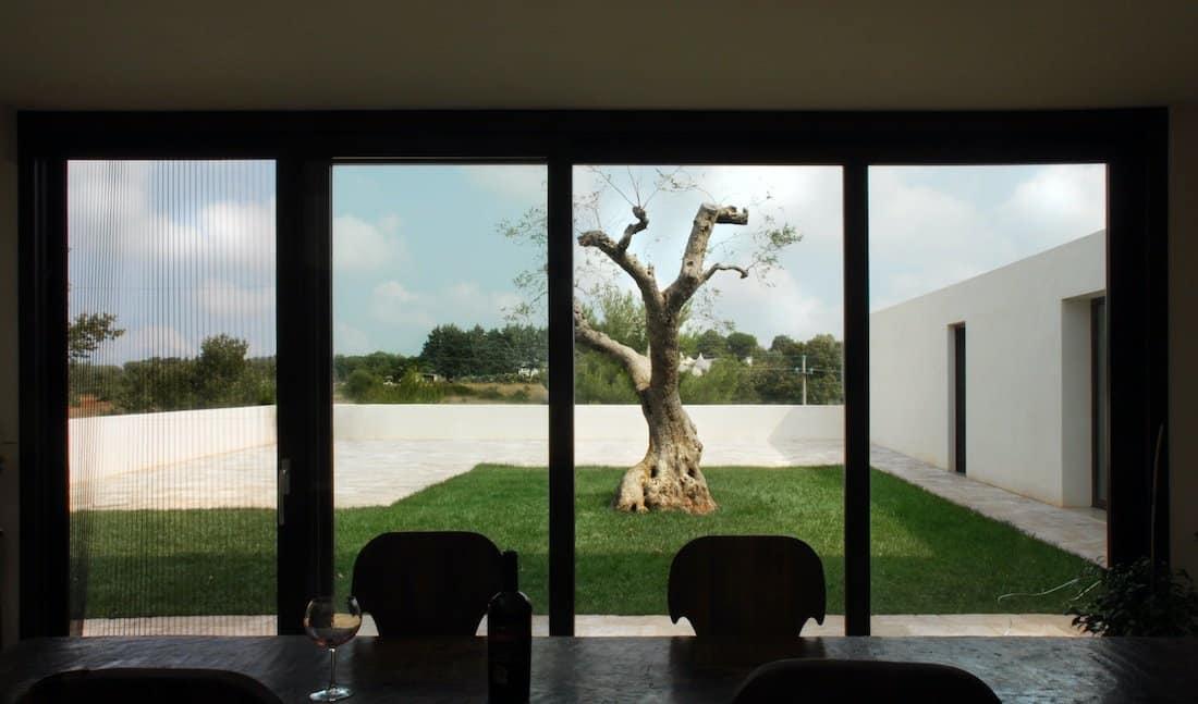 Corsaro Architetti progetto Casa De Nittis 07