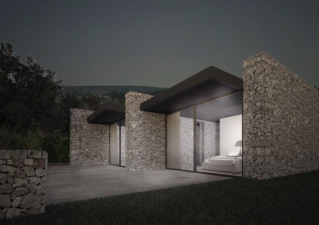 Corsaro Architetti progetto Casa K&C 02