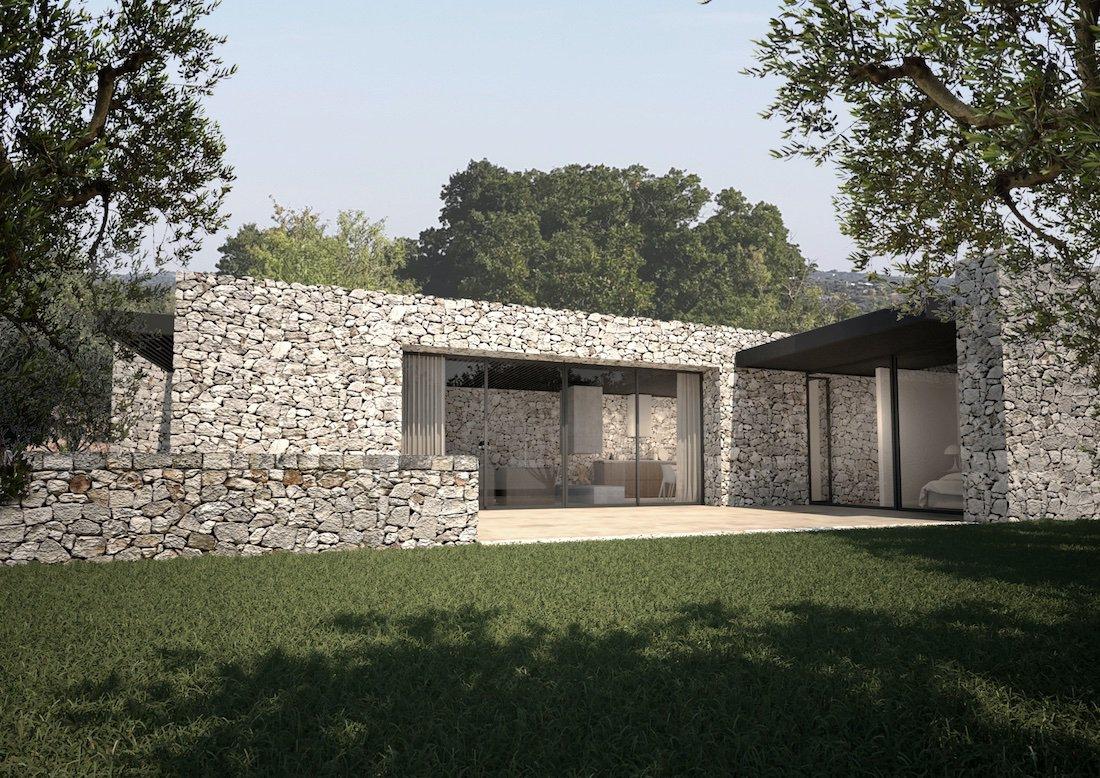 Corsaro Architetti progetto Casa K&C 03