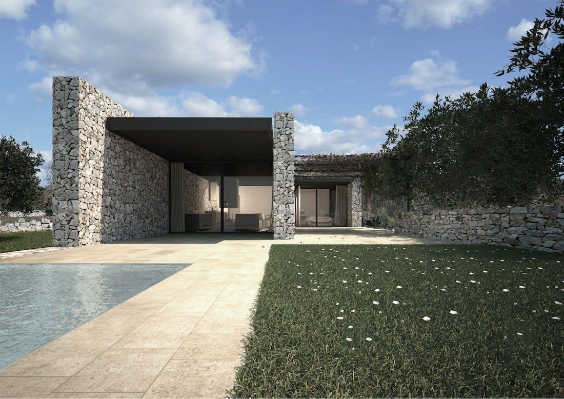 Corsaro Architetti progetto Casa K&C 04