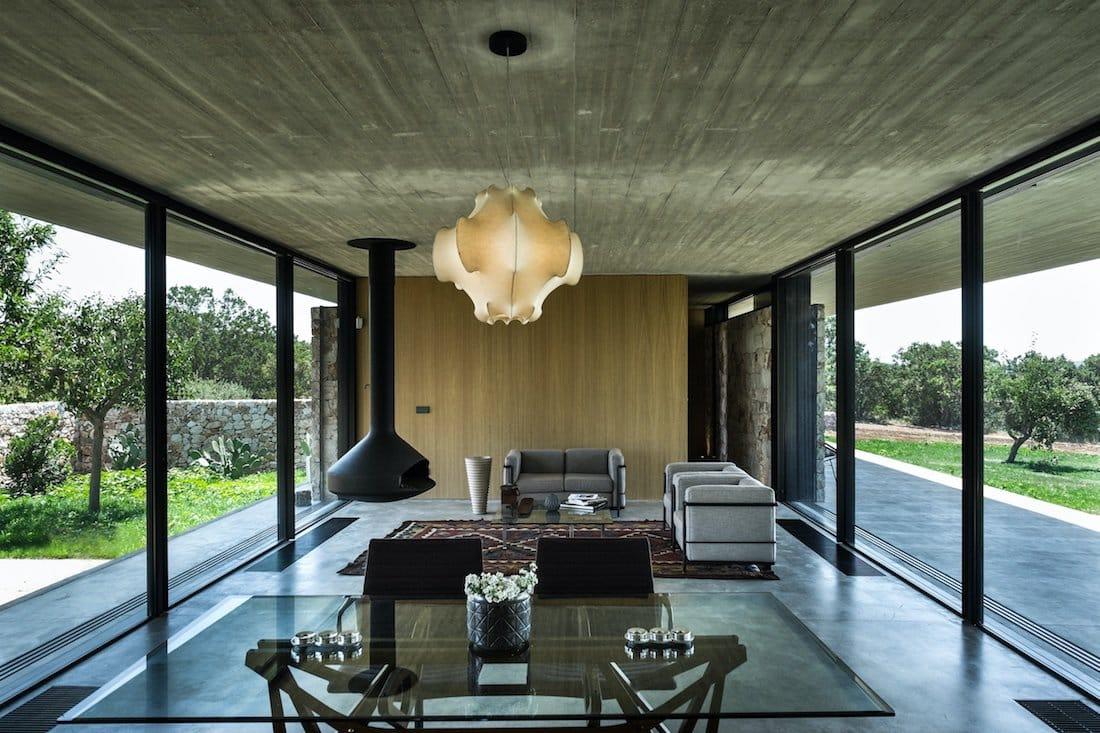Corsaro Architetti progetto Casa M 101 05