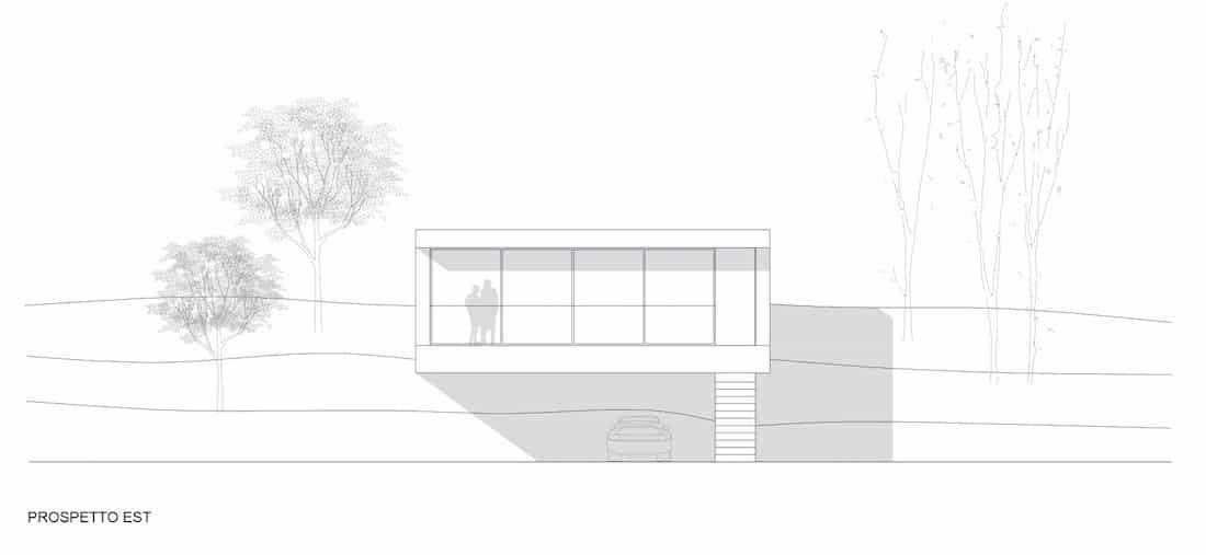Corsaro Architetti progetto Casa Robe 06