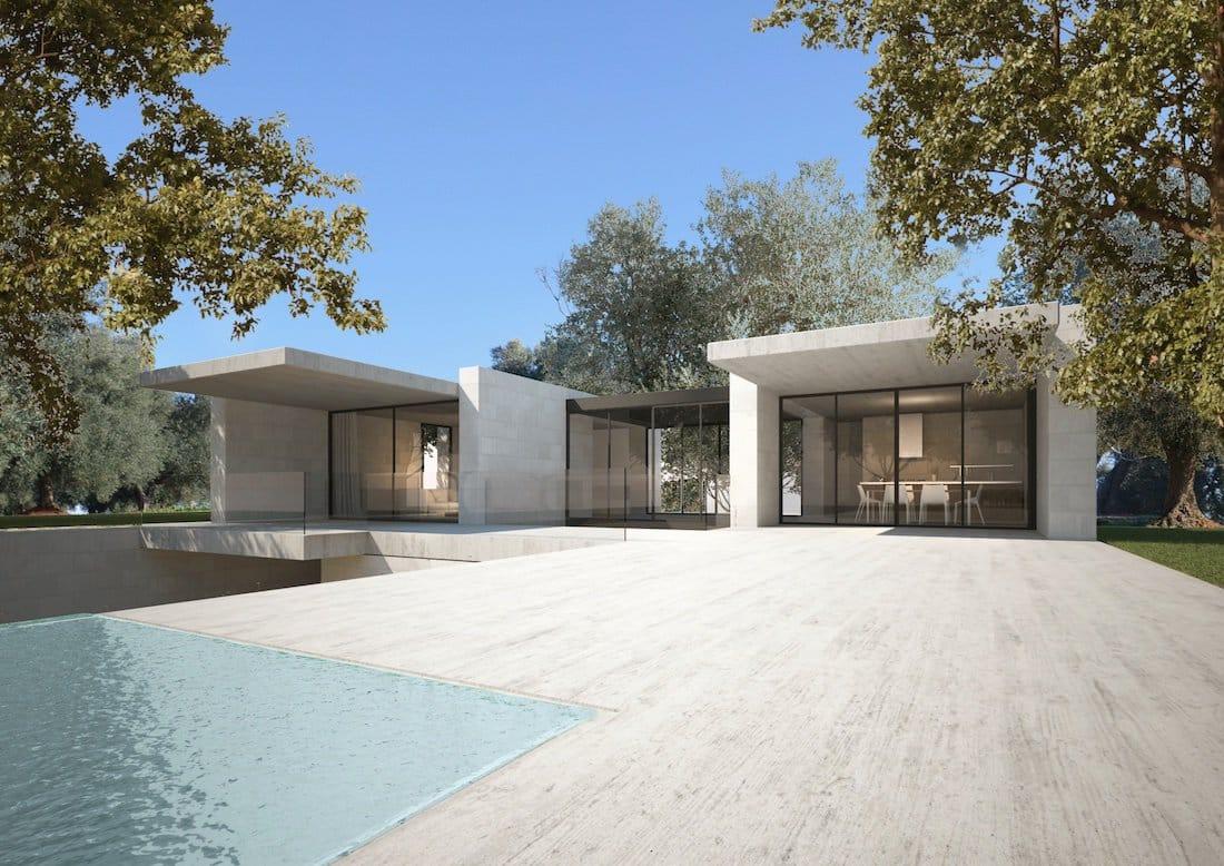 Corsaro Architetti progetto Casa San Benedetto 03