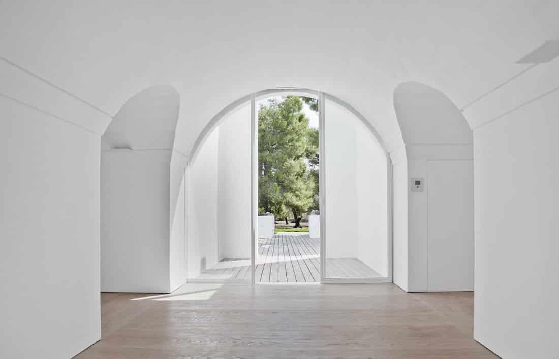 Corsaro Architetti progetto Casa Sorrentino 04