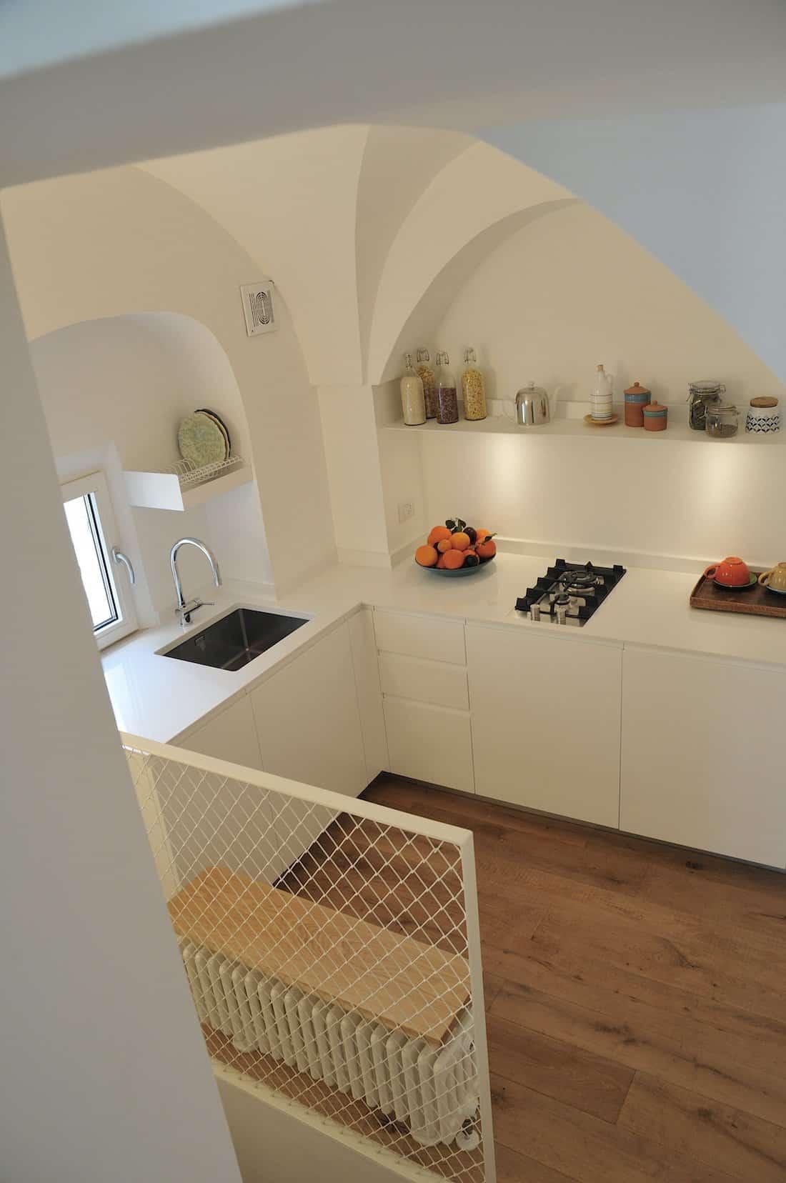 Corsaro Architetti progetto Casa Via Tarantini 05
