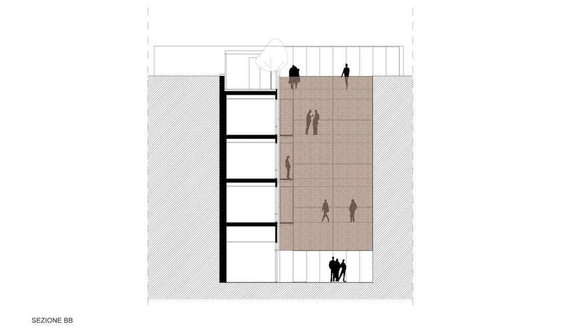 Corsaro Architetti progetto Hotel San Gaetano 06