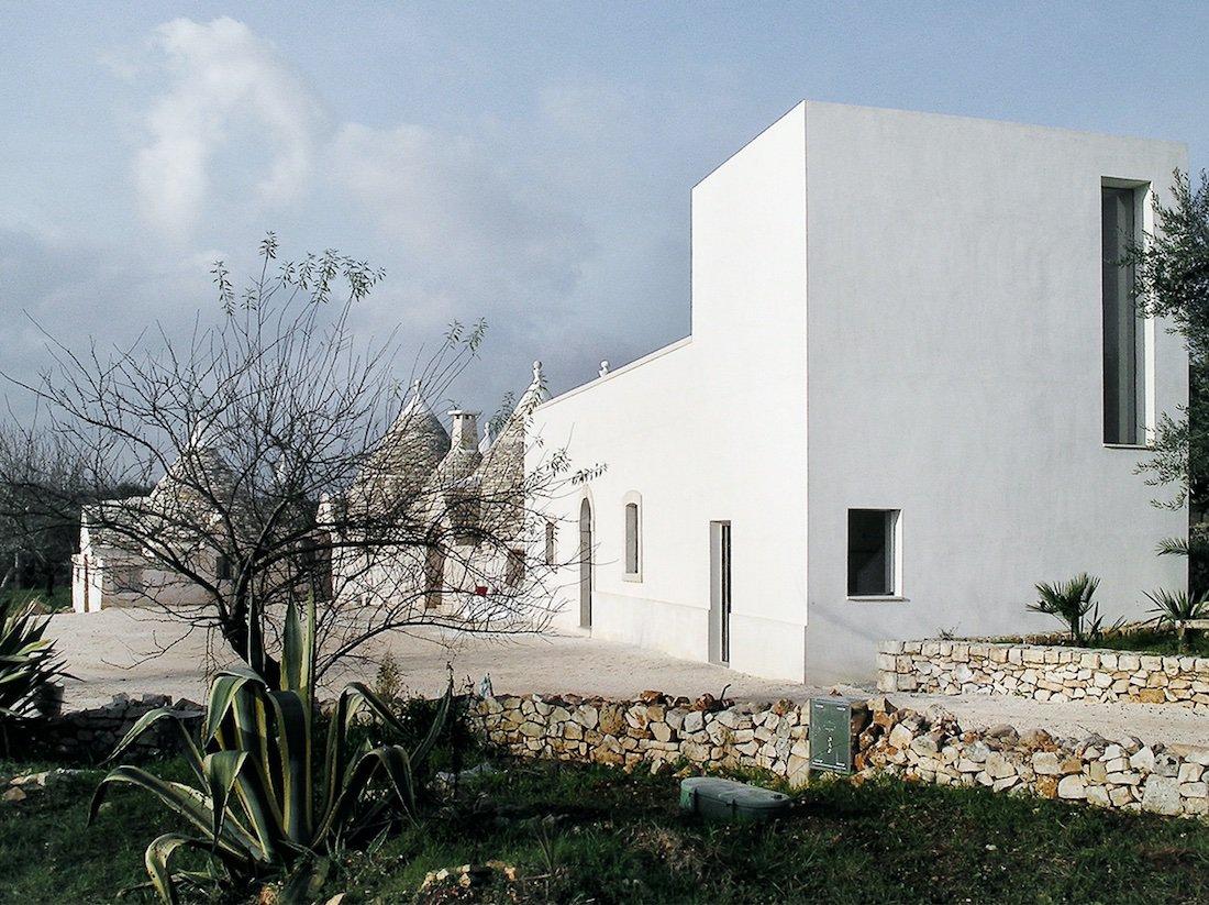 Corsaro Architetti progetto Masseria Settarte 04