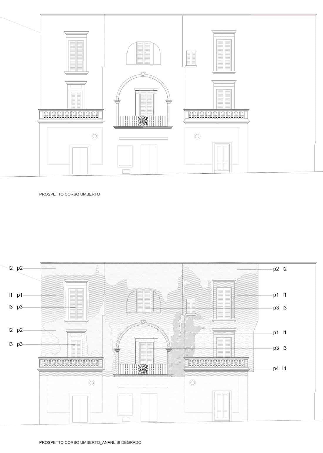 Corsaro Architetti progetto Palazzo Lagravinese 12