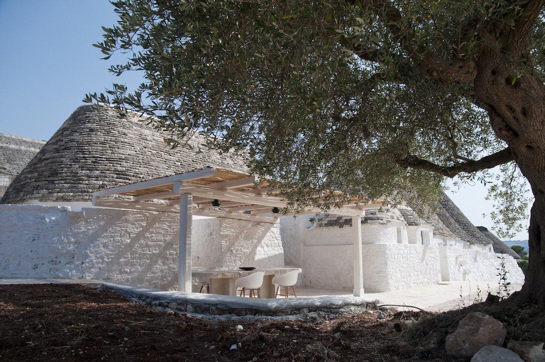 Corsaro Architetti progetto Trullo Fantese 07