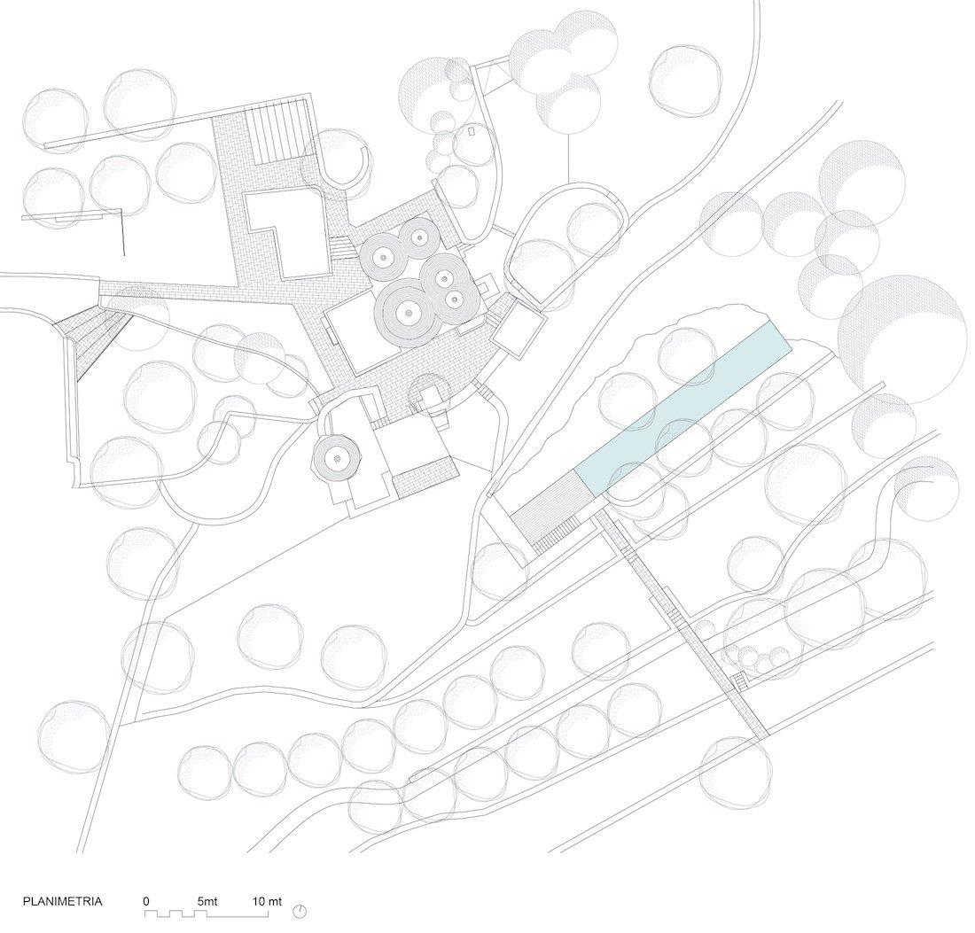 Corsaro Architetti progetto Trullo Kasbah 15