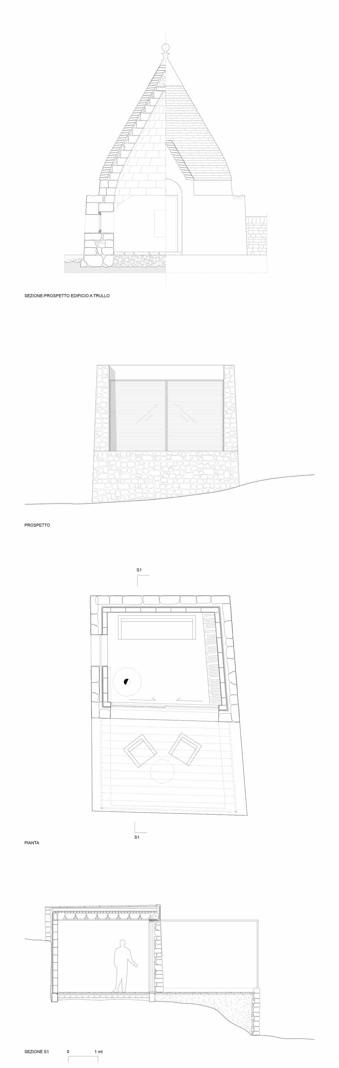Corsaro Architetti progetto Trullo Kasbah