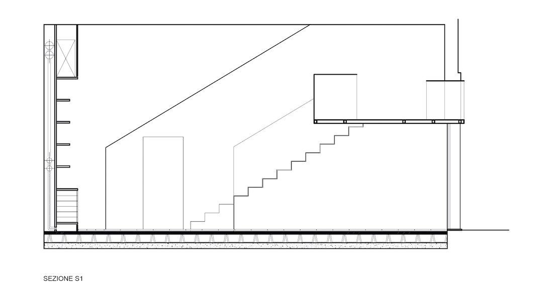 Corsaro Architetti progetto Ufficio privato 07