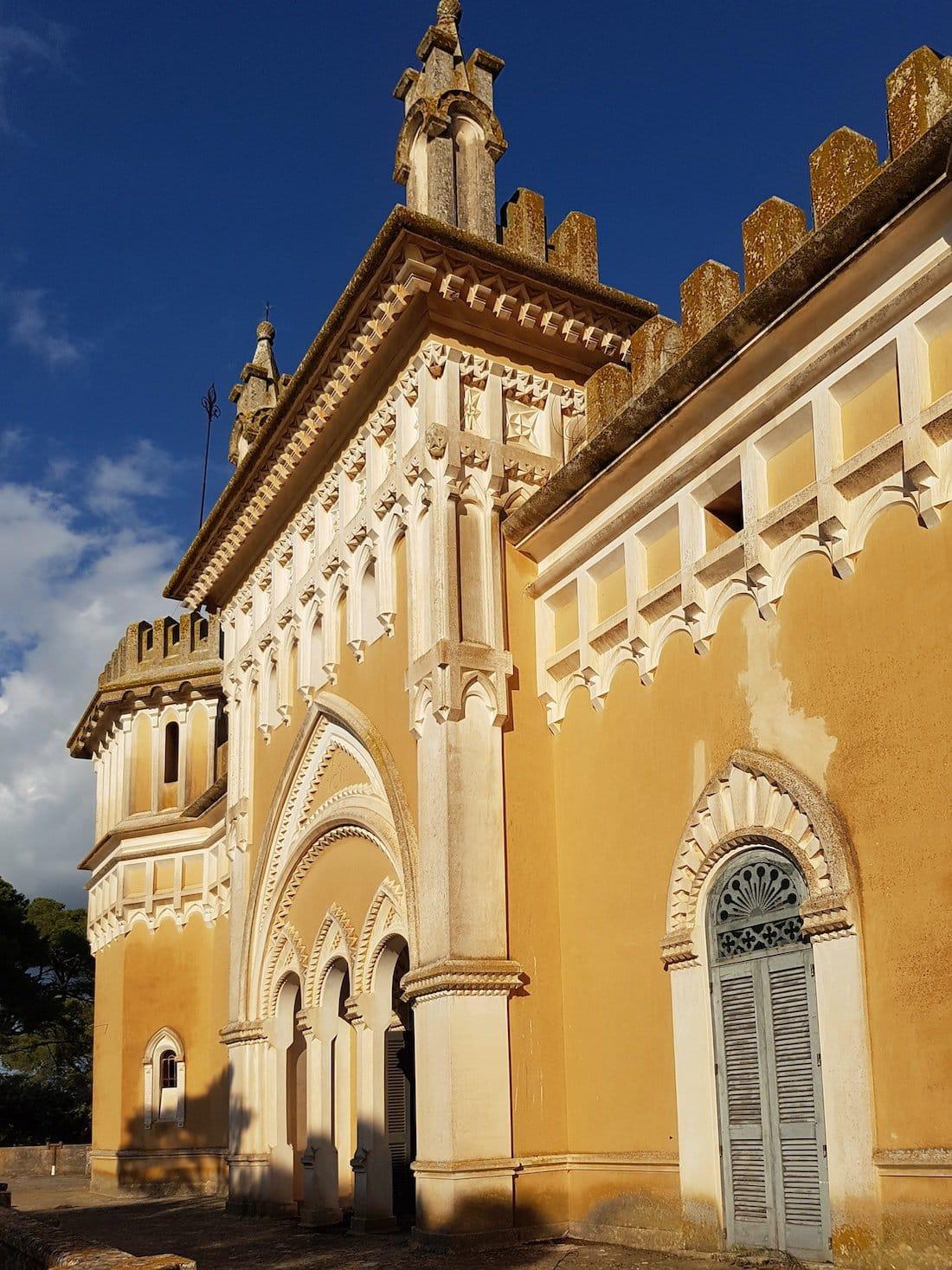 Corsaro Architetti progetto Villa Martini-Carissimo 05
