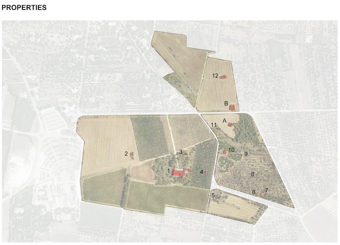 Corsaro Architetti progetto Villa Martini-Carissimo 11