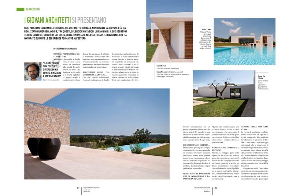 greenbuilding magazine 1