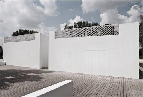 Corsaro Architetti progetto Casa Sorrentino
