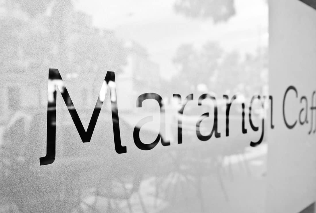 Corsaro Architetti progetto Bar Marangi 01