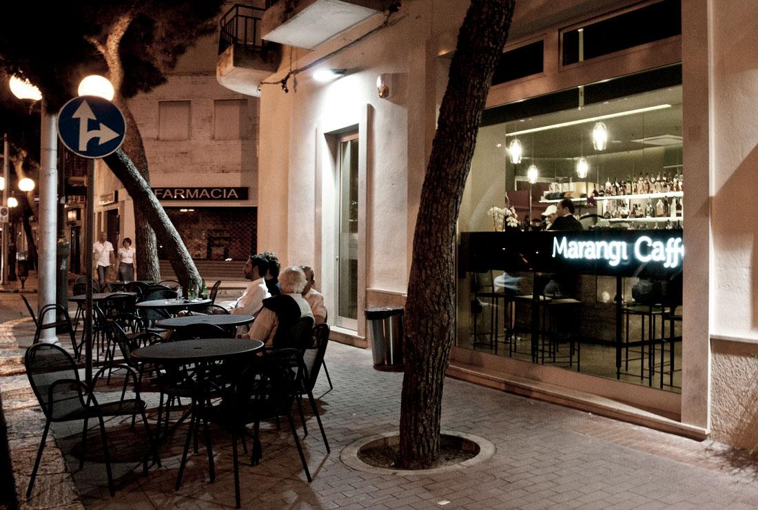 Corsaro Architetti progetto Bar Marangi 03