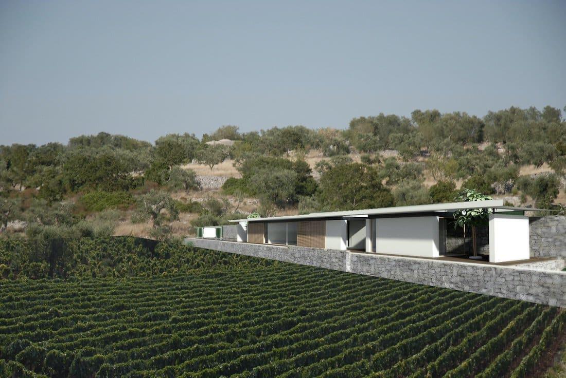 Corsaro Architetti progetto Casa Bellavista 02