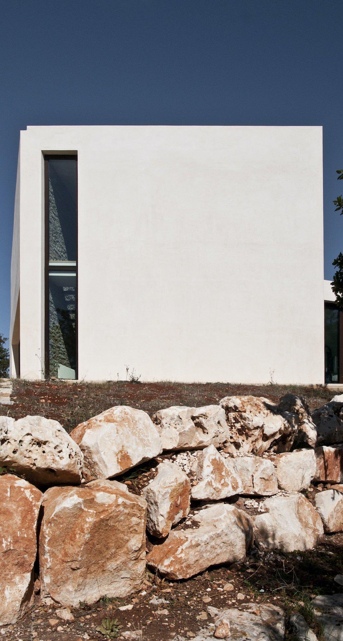Corsaro Architetti progetto Casa De Nittis 04