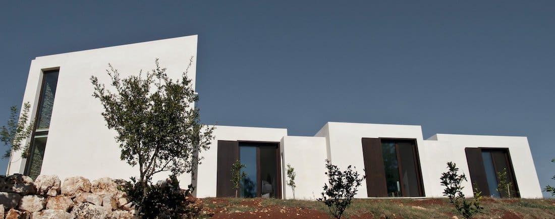 Corsaro Architetti progetto Casa De Nittis 05