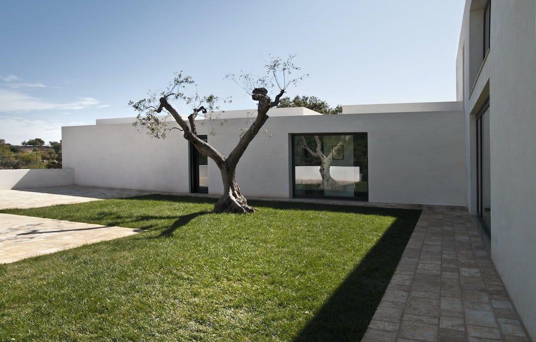Corsaro Architetti progetto Casa De Nittis 06
