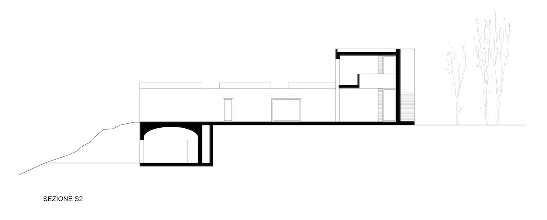 Corsaro Architetti progetto Casa De Nittis 14
