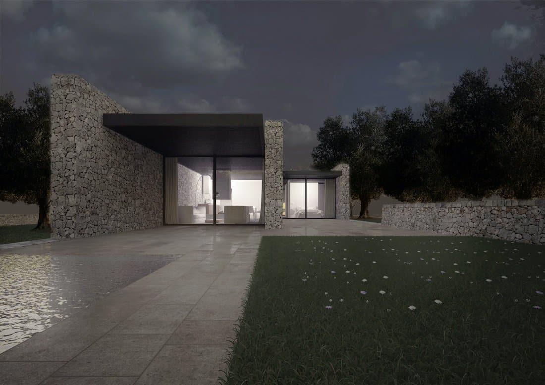 Corsaro Architetti progetto Casa K&C 05