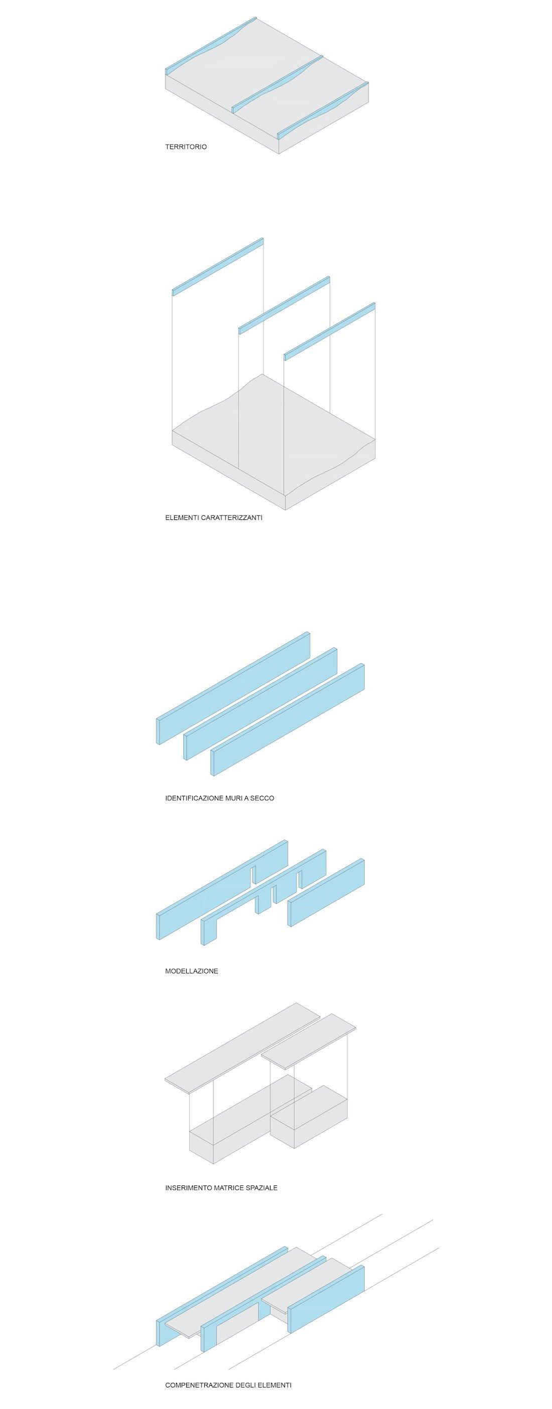 Corsaro Architetti progetto Casa K&C 07