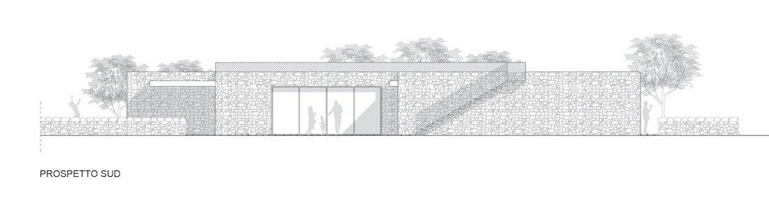 Corsaro Architetti progetto Casa K&C 08