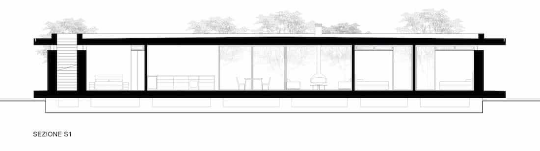 Corsaro Architetti progetto Casa M 101 10