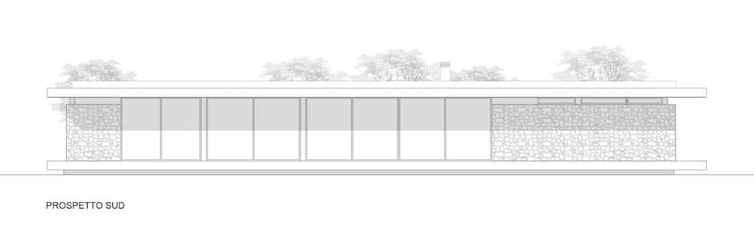Corsaro Architetti progetto Casa M 101 12