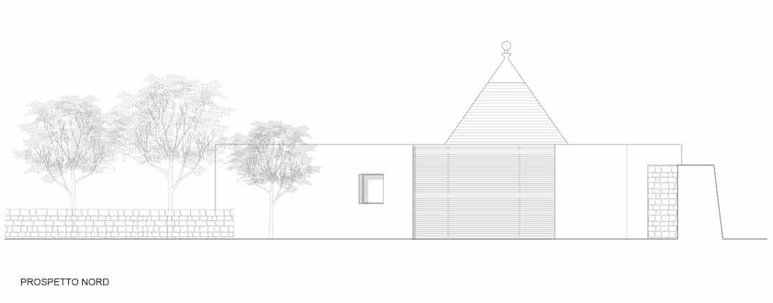 Corsaro Architetti progetto Casa Monaci 11
