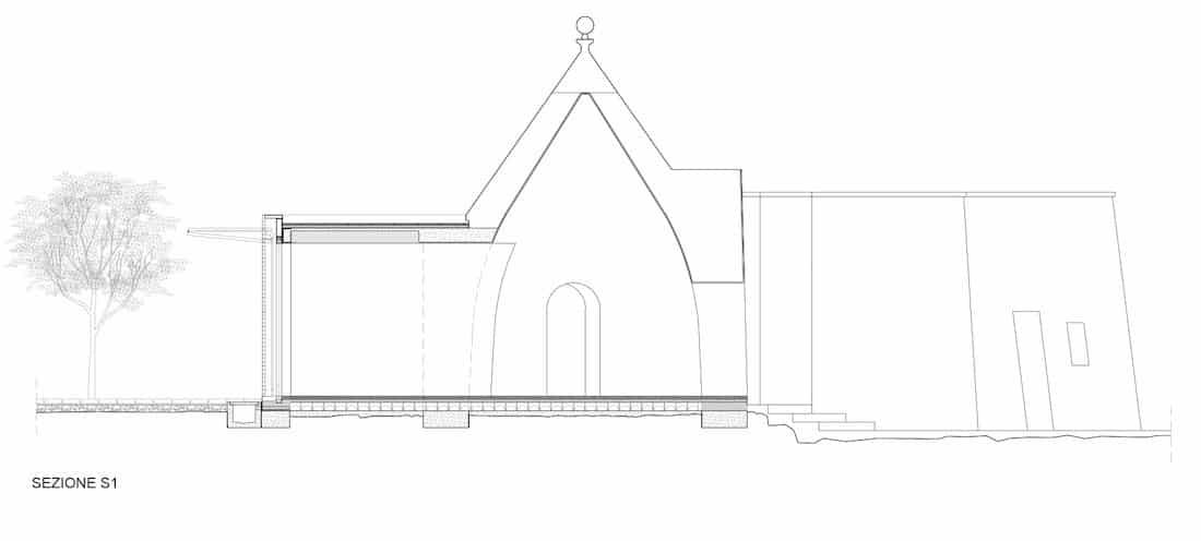 Corsaro Architetti progetto Casa Monaci 12