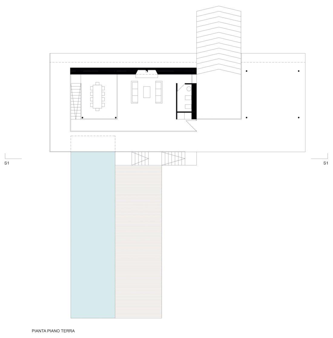 Corsaro Architetti progetto Casa Rebecca 05