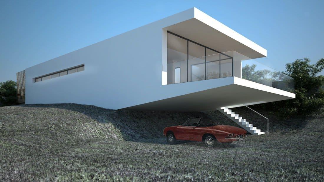 Corsaro Architetti progetto Casa Robe 01