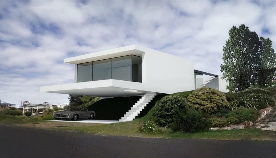 Corsaro Architetti progetto Casa Robe 02