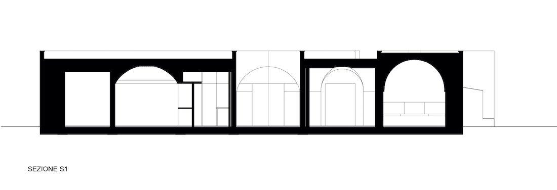 Corsaro Architetti progetto Casa Sorrentino 15