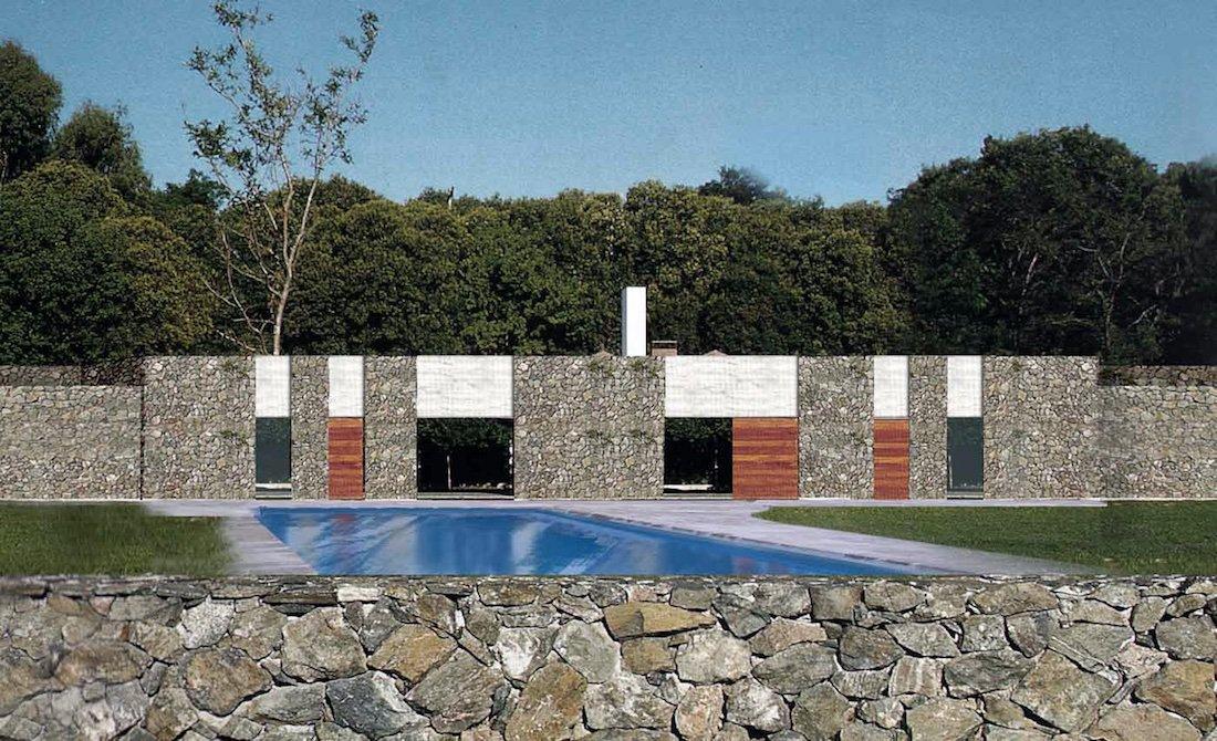 Corsaro Architetti progetto Casa Torres 01