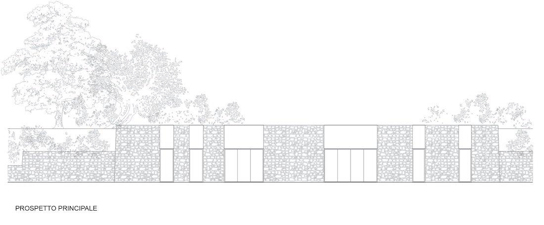 Corsaro Architetti progetto Casa Torres 02