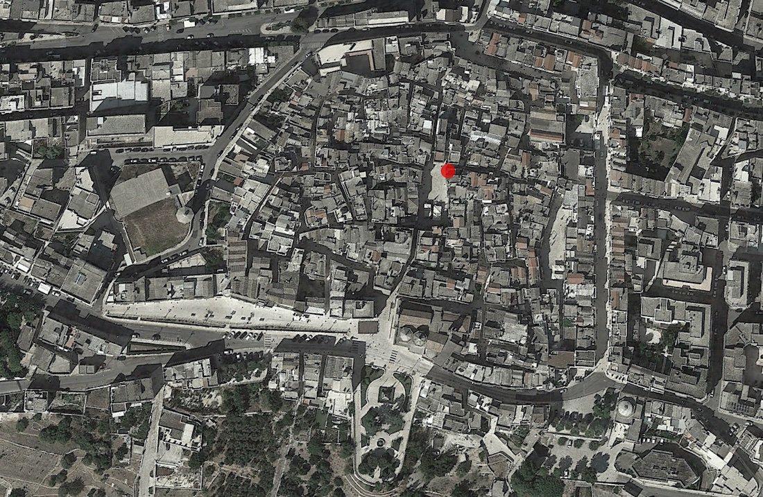 Corsaro Architetti progetto Casa Via Tarantini 10
