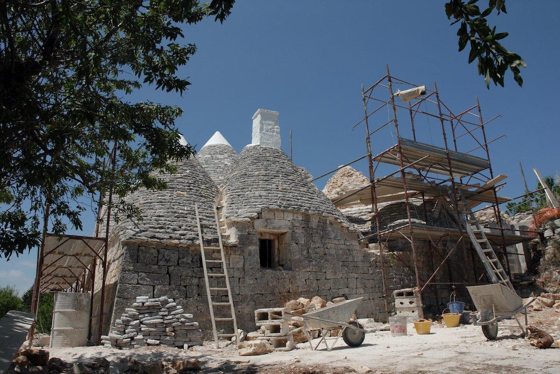 Corsaro Architetti progetto Masseria Calongo 06