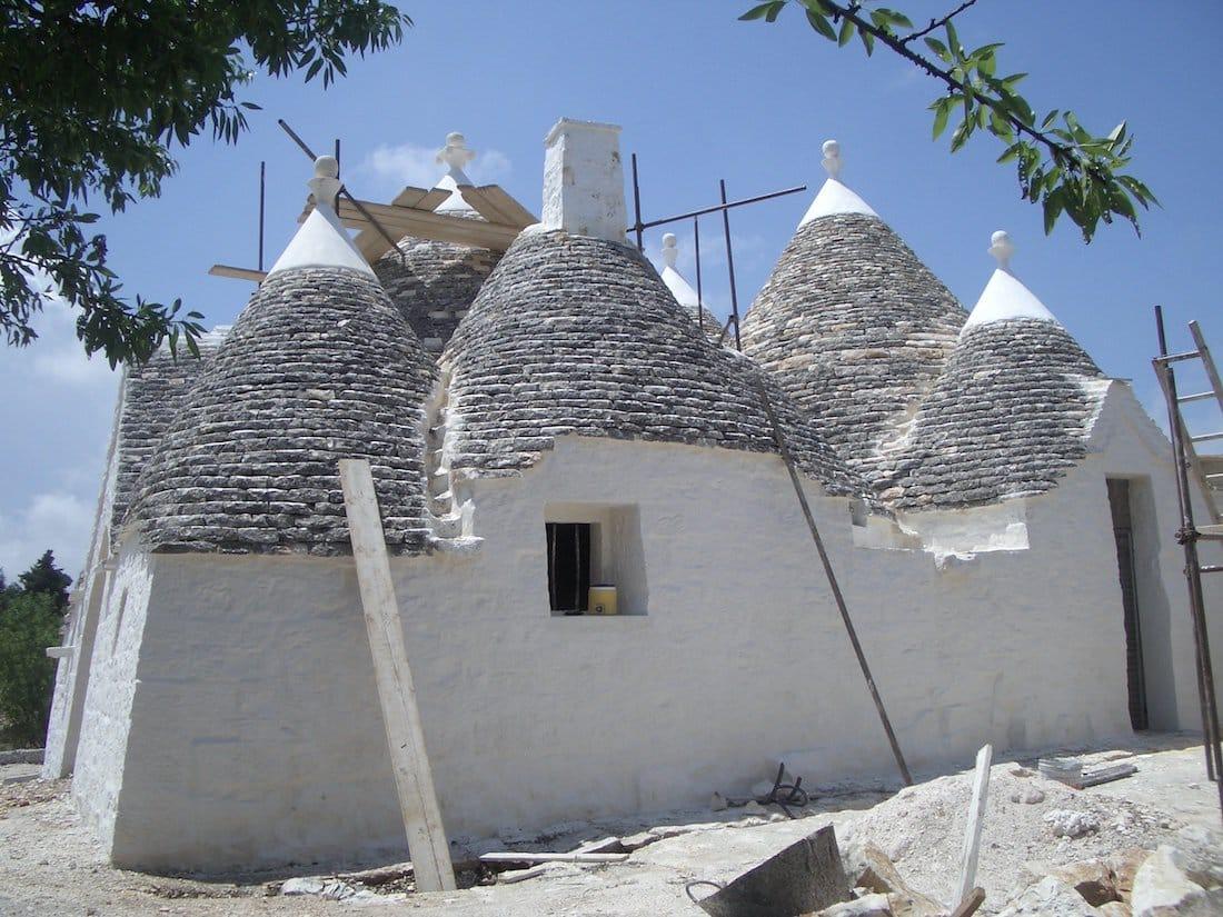 Corsaro Architetti progetto Masseria Calongo 07